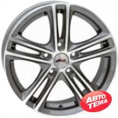 RS WHEELS Wheels 5163TL MG - Интернет магазин резины и автотоваров Autotema.ua