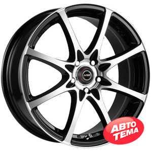 Купить RW (RACING WHEELS) H-480 BK-F/P R14 W6 PCD4x100 ET38 DIA67.1