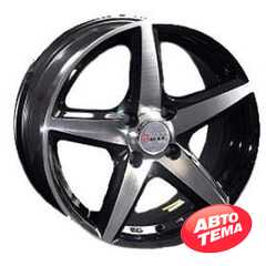 Купить SPORTMAX RACING SR 244 BP R15 W6.5 PCD5x114.3 ET38 DIA67.1