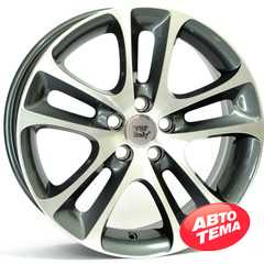 Купить WSP ITALY C30 NIGHT W1255 ANTHRACITE POLISHED R18 W7.5 PCD5x108 ET52.5 DIA65.1