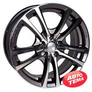 Купить RW (RACING WHEELS) H-346 GMF/P R16 W7 PCD5x100 ET40 DIA67.1