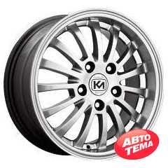 Купить KORMETAL KM 375 S R15 W6.5 PCD5x112 ET30 DIA66.6