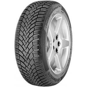 Купить Зимняя шина CONTINENTAL CONTIWINTERCONTACT TS 850 205/60R15 91T