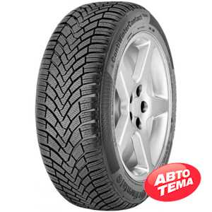 Купить Зимняя шина CONTINENTAL CONTIWINTERCONTACT TS 850 205/65R15 94T