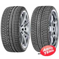 Купить Зимняя шина MICHELIN Pilot Alpin PA4 275/40R19 105W