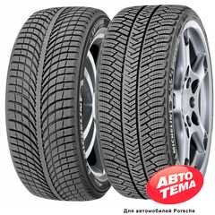 Купить Зимняя шина MICHELIN Latitude Alpin 2 (LA2) 235/60R18 107H