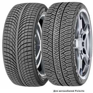 Купить Зимняя шина MICHELIN Latitude Alpin 2 (LA2) 265/60R18 114H