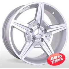 Купить STORM BKR 165 MS R15 W7 PCD5x112 ET35 DIA66.6