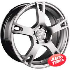 Купить RW (RACING WHEELS) H-335 HS R14 W6 PCD4x98 ET38 DIA58.6