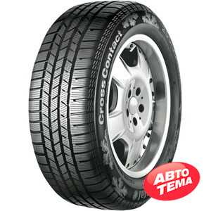 Купить Зимняя шина CONTINENTAL ContiCrossContact Winter 255/65R17 110H