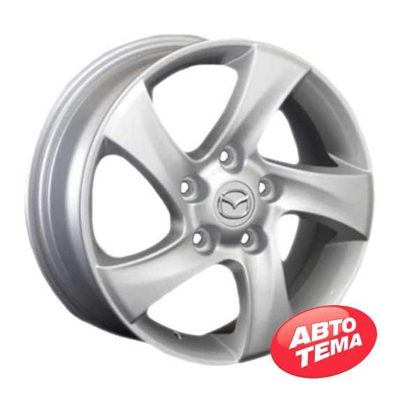 REPLICA Mazda A F 5062 SiL - Интернет магазин резины и автотоваров Autotema.ua