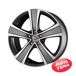 Купить MAK Van ice black R17 W8 PCD5x120 ET45 DIA65.1
