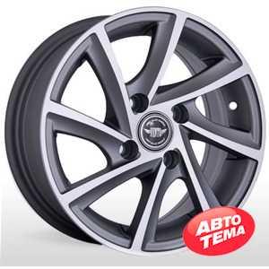 Купить STORM VENTO SR185 GP R13 W5.5 PCD4x100 ET35 DIA67.1