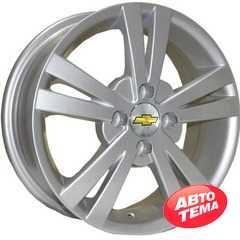 Купить TRW Z614 S R15 W6 PCD4x100 ET44 DIA56.6