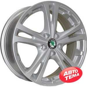 Купить TRW Z616 S R15 W6 PCD5x100 ET43 DIA57.1