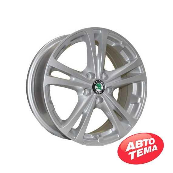 Купить TRW Z616 S R16 W6.5 PCD5x100 ET42 DIA57.1