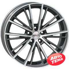 RS LUX Wheels 111J MDG - Интернет магазин резины и автотоваров Autotema.ua