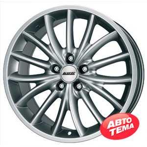 Купить ALUTEC TOXIC Silver R17 W8 PCD5x114.3 ET35 DIA70.1