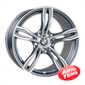 Купить REPLICA JT 1326 GR R19 W10 PCD5x120 ET38 DIA74.1