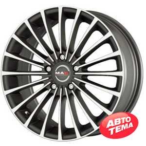 Купить MAK Corsa Ice Black R16 W7 PCD5x114.3 ET40 DIA76