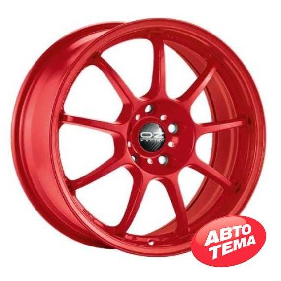 OZ ALLEGGERITA HLT 4F Matt Red - Интернет магазин резины и автотоваров Autotema.ua
