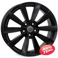 WSP ITALY ROSTOCK VO57 W457 DULL BLACK - Интернет магазин резины и автотоваров Autotema.ua