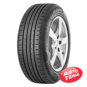 Купить Летняя шина CONTINENTAL ContiEcoContact 5 205/65R15 94V