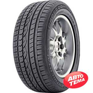 Купить Летняя шина CONTINENTAL ContiCrossContact UHP 245/45R20 103V