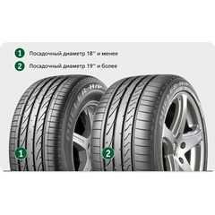 Купить Летняя шина BRIDGESTONE Dueler H/P Sport 255/45R20 101W