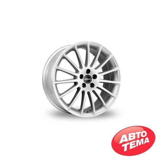 BORBET LS Silver - Интернет магазин резины и автотоваров Autotema.ua