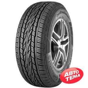 Купить Летняя шина CONTINENTAL ContiCrossContact LX2 215/65R16 98H