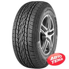 Купить Летняя шина CONTINENTAL ContiCrossContact LX2 265/70R16 112H