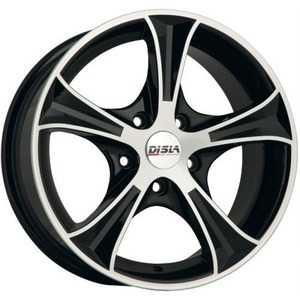 Купить DISLA Luxury 306 BD R13 W5.5 PCD4x100 ET30 DIA67.1