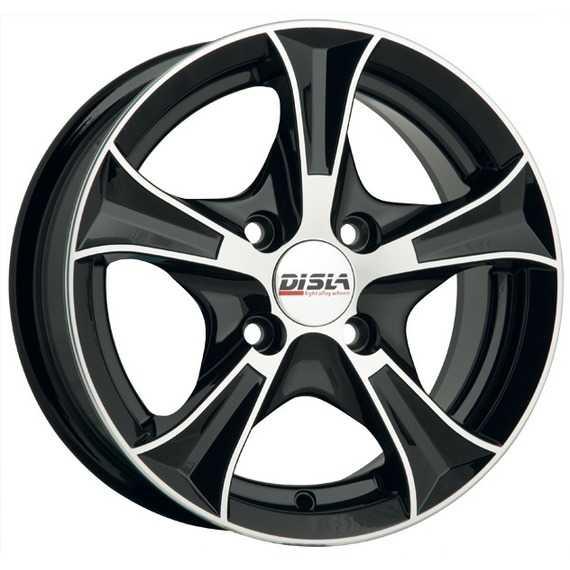 Купить DISLA Luxury 506 BD R15 W6.5 PCD5x112 ET35 DIA57.1