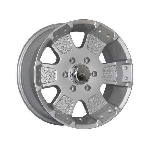 MI-TECH MK-41 Silver - Интернет магазин резины и автотоваров Autotema.ua