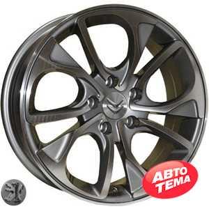 Купить TRW Z1010 DGMF R16 W6.5 PCD5x108 ET32 DIA65.1
