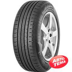 Купить Летняя шина CONTINENTAL ContiEcoContact 5 195/60R16 93V