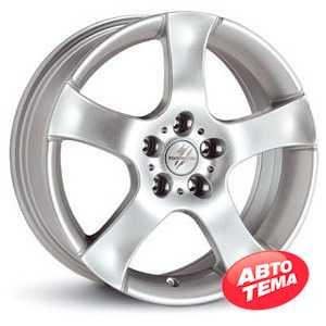 Купить FONDMETAL 7200 Metallic Silver R15 W6.5 PCD5x112 ET40 DIA57.1