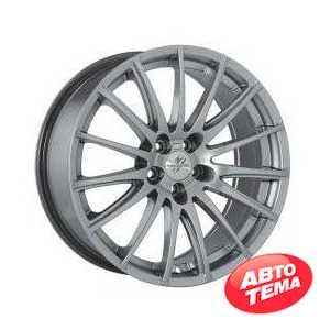 Купить FONDMETAL 7800 Shiny Silver R17 W7 PCD5x114.3 ET42 DIA66.1
