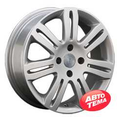 Купить REPLICA Citroen A421 Silver R14 W5.5 PCD4x108 ET24 DIA65.1