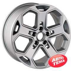 Купить REPLICA Ford A111 Silver R15 W6 PCD5x108 ET50 DIA63.4