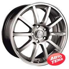 Купить RW (RACING WHEELS) H-286 HS R16 W6.5 PCD5x112 ET50 DIA66.6