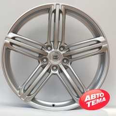 Купить WSP ITALY Pompei AU60 W560 SILVER R20 W9 PCD5x112 ET30 DIA66.6