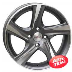 RS WHEELS Wheels 788 MG - Интернет магазин резины и автотоваров Autotema.ua