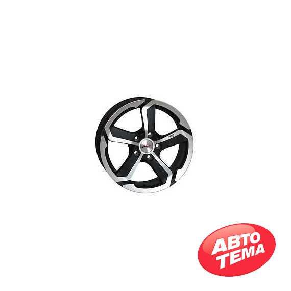 RS WHEELS Wheels 5158TL MCB - Интернет магазин резины и автотоваров Autotema.ua