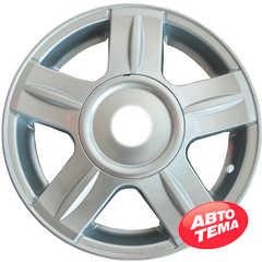 Купить REPLICA BKR 060 Silv R14 W5.5 PCD4x100 ET43 DIA60.1