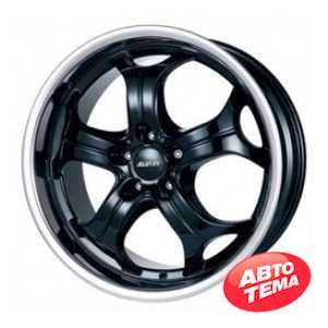 Купить ALUTEC BOOST Black SUV R20 W10.5 PCD5x130 ET55 DIA71.6