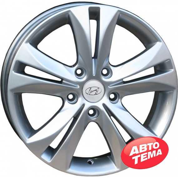 REPLICA Hyundai AR 028 Silver - Интернет магазин резины и автотоваров Autotema.ua