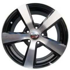Купить DISLA Formula 503 BD R15 W6.5 PCD5x100 ET35 DIA57.1