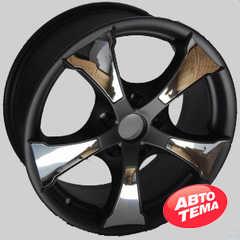 Купить SPORTMAX RACING SR 1085 B1A R16 W7 PCD5x114.3 ET35 DIA67.1